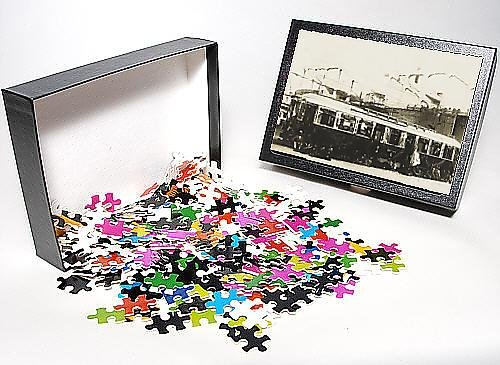 Photo Jigsaw Puzzle Of Electric Train Carriage - Egypt