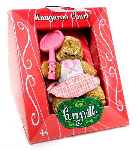 Buy Low Price Mattel Furryville Collectible Single Figure Kangaroo Court (B004M3PVEG)
