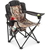 Guide Gear Heavy Duty Folding Camo Camp Chair 500-lb.Capacity