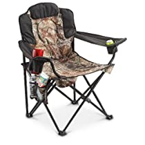 Guide Gear 500 - lb. King Camp Chair Camo