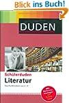 Duden. Sch�lerduden Literatur: Das Fa...