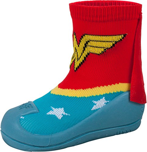 Officially Licensed Wonder Woman Toddler Grip Sock