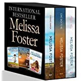 Love, Lies, & Mystery 3 Book Bundle (CHASING AMANDA, COME BACK TO ME, MEGAN'S WAY) ~ Melissa Foster