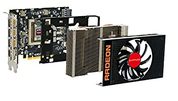 Sapphire R9 NANO 4G HBM PCI-E HDMI/TRIPLEDP グラフィックスボード VD5842 SA-R9NANO-4GAMD/21249-00-40G