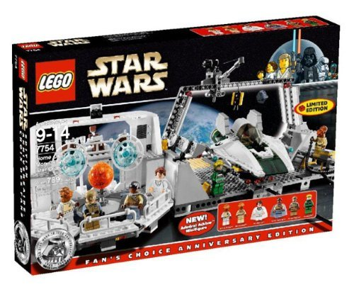 511Hqnzy2sL Cheap Buy  LEGO Star Wars Exclusive Limited Edition Set #7754 Home One Mon Calamari Star Cruiser