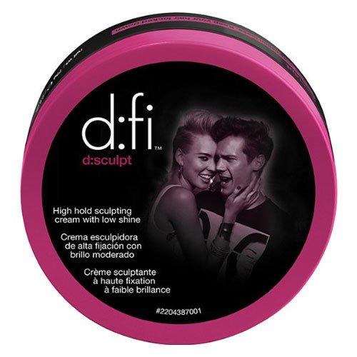 D:fi D:Sculpt High Hold Hair Cream 2.65 oz(Packaging may vary) (D Fi Hair Cream compare prices)
