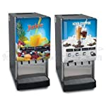 Silver Series 4 Flavor Gourmet Ice Cold Beverage System