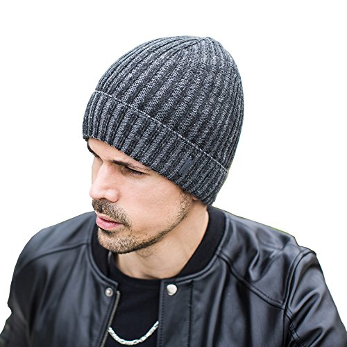 Connectyle-Classic-Mens-Warm-Winter-Hats-Thick-Knit-Long-Cuff-Beanie-Cap-with-Lining