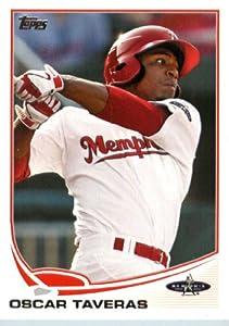 2013 Topps Pro Debut Baseball Card # 1 Oscar Taveras Memphis Redbirds (Prospect... by 2013 Topps Pro Debut