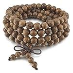 Men,Women's 8mm Wood Bracelet Link Wr...