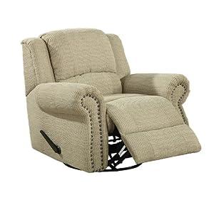 Amazon com homelegance 9708cn 1 swivel rocker recliner chair olive