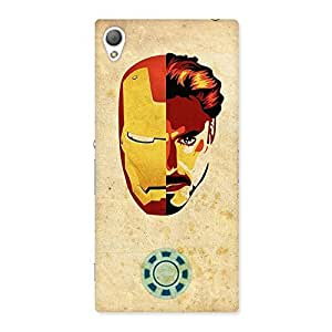 Cute Genius Pwer Back Case Cover for Sony Xperia Z3