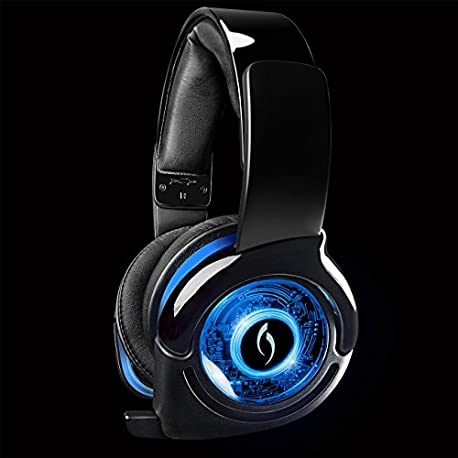Afterglow Karga Headset (Blue Lighting)