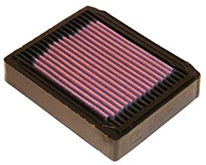 K&N BM-0300 BMW High Performance Replacement Air Filter by K&N