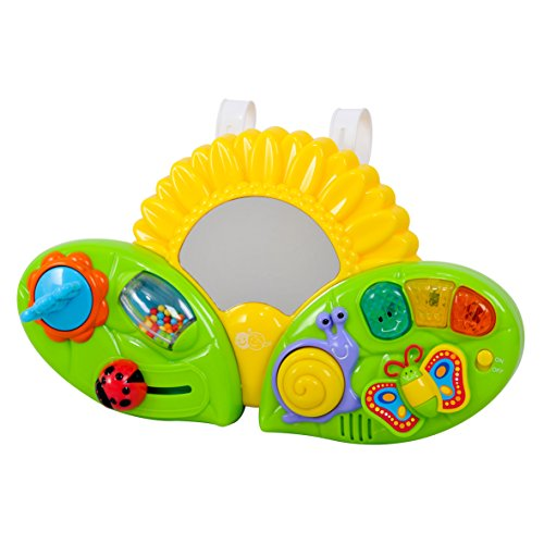 PlayGo Sunflower Crib Activity Center Toy