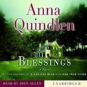 Blessings | [Anna Quindlen]