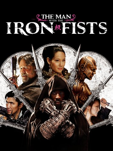 Amazon Com The Man With The Iron Fists Russell Crowe
