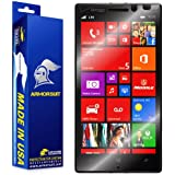 ArmorSuit MilitaryShield - Nokia Lumia Icon Screen Protector (Case Friendly) Anti-Bubble Ultra HD - Extreme Clarity & Touch Responsive Shield with Lifetime Free Replacements - Retail Packaging