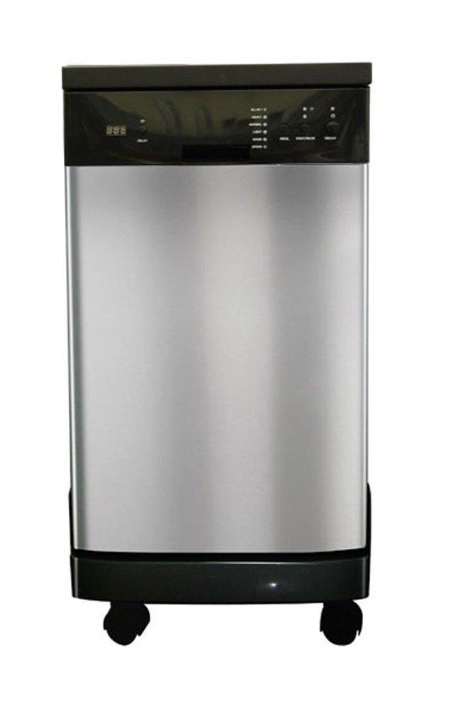SPT SD-9241SS Energy Star Portable Dishwasher,