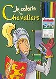 echange, troc Daume Jean-Marc - Je Colorie les Chevaliers