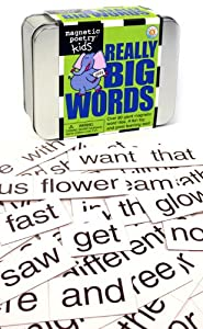 Magnetic Poetry Really Big Words
