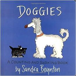 com: Doggies (Boynton on Board) (9780671493189): Sandra Boynton: Books