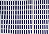 artek(アルテック) カットクロス 約149×100cm SIENA(シエナ) ホワイト×ブルー