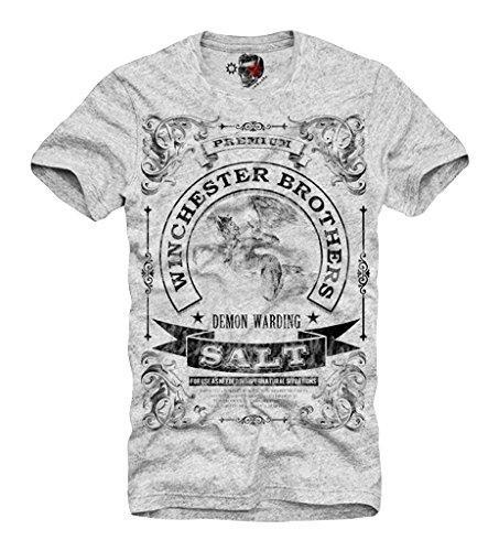 e1syndicate-t-shirt-supernatural-mugshot-sam-dean-winchester-salt-grigio