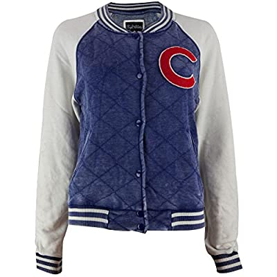 Chicago Cubs - Logo Brownstein Juniors Baseball Jacket
