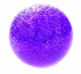 Glitter Filled Crystal Bouncy Ball - Assorted Colors