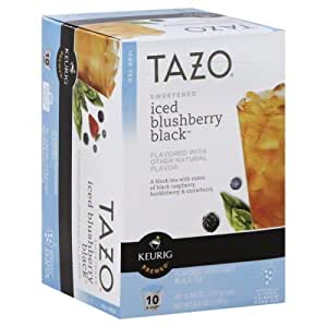 tazo iced blushberry black k cups