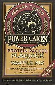 Amazon.com : Kodiak Cakes Power Cakes: Flapjack and Waffle Mix Whole ...