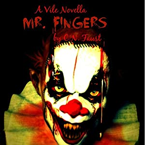 Mr. Fingers Audiobook