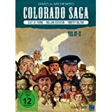 "Colorado Saga , Teil 07-12, Box 2 (4 Disc Set)von ""Gregory Harrison"""