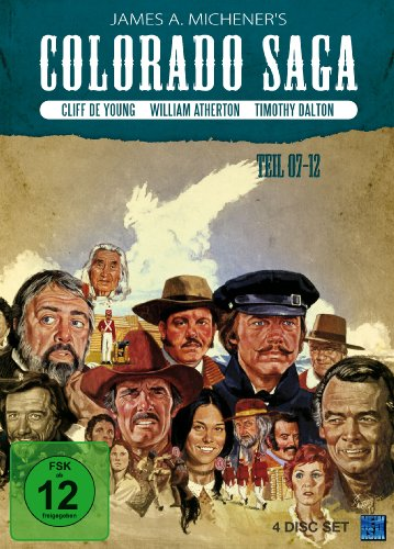 Colorado Saga, Teil 07-12 [4 DVDs]