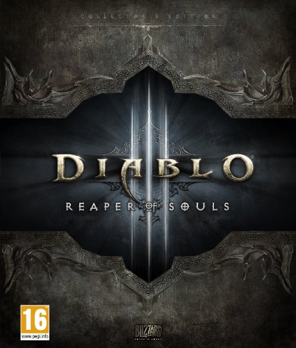 Diablo 3 Reaper of Souls Collectors Edition  (PC)