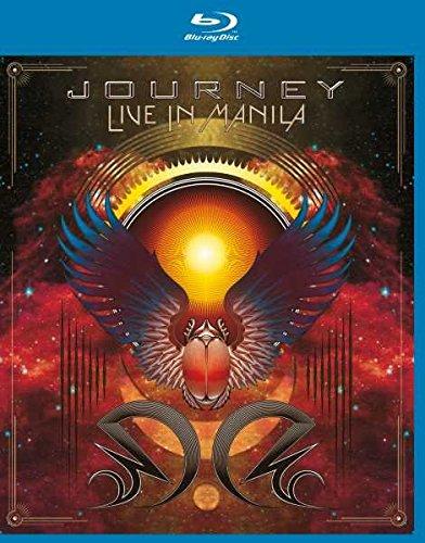 Blu-ray : Journey - Live In Manila (United Kingdom - Import)