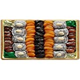 Broadway Basketeers Dried Apricot and Date Pack Gift Tray