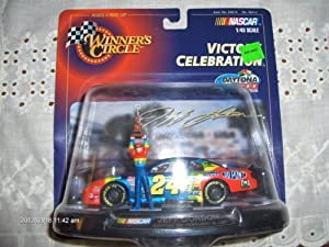 Winner's Circle Jeff Gordon Daytona 500 February 16, 1997 Victory Celebration 1/43 Scale with Display and Figure NASCAR