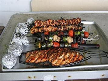 Steven raichlen best of of barbecue 3 8 inch wide for Entretien pelouse prix