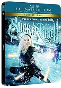 Sucker Punch [Ultimate Edition boîtier SteelBook - Combo Blu-ray + DVD]