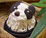 シリアルマミー パンダのフルーツショートケーキ 4個セット