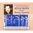 The Complete Recordings of the Father of Western Swing 1932-1937