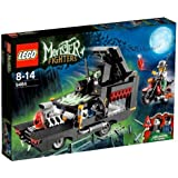Lego Monster Fighters - 9464 - Jeu de Construction - Le Corbillard du Vampire