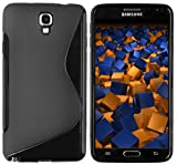 mumbi S-TPU Schutzhülle Samsung Galaxy Note 3 Neo Hülle