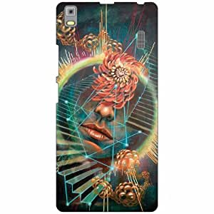 Printland Lenovo A7000 - PA030023IN Back Cover High Quality Designer Case