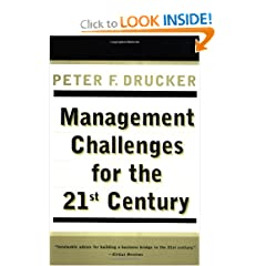 Management Challenges for the 21st Century (9780887309991)