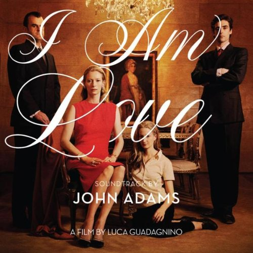 Amazon com John Adams I Am  I Am Love