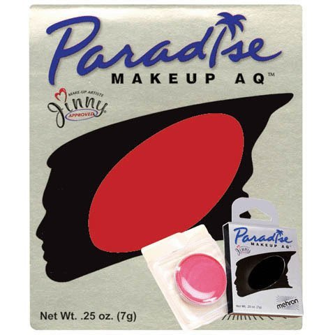 Paradise Makeup AQ Refill Red