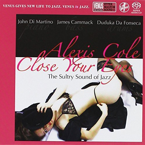 Alexis Cole - Close Your Eyes (Japan - Import)